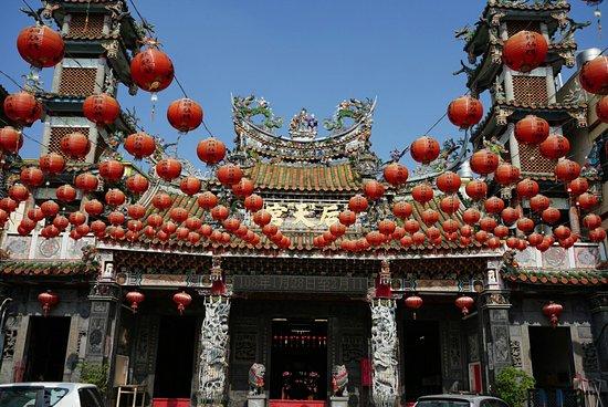 Xizho Houtian Temple