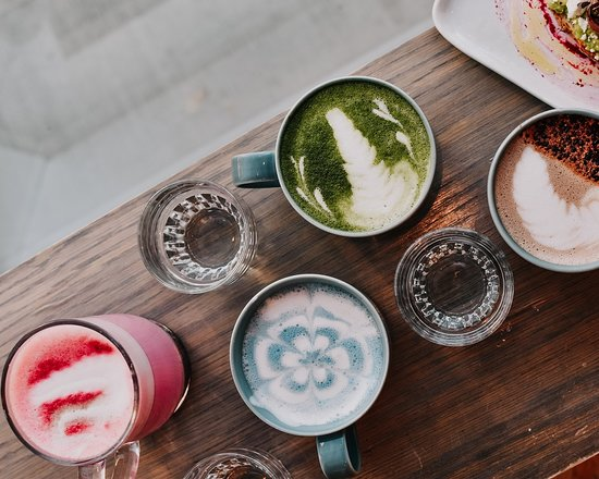 Winter Specialty Beverages