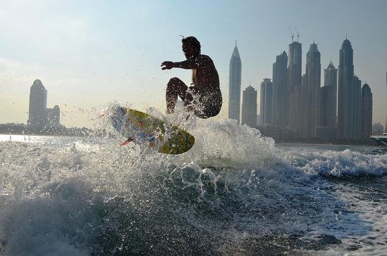 Wake Dubai