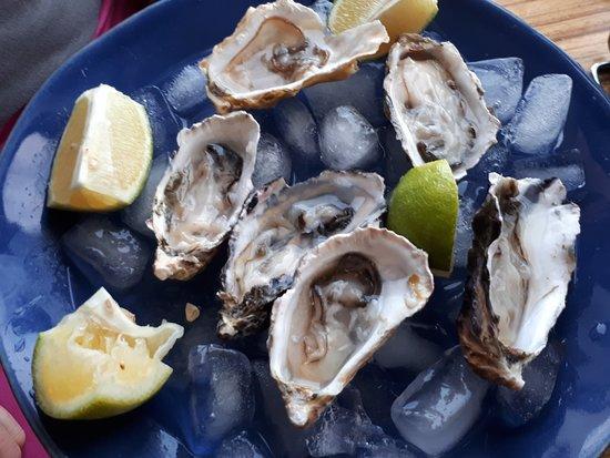Lemonicious: Oysters
