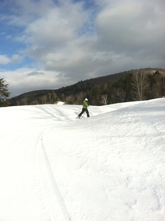Cross country skiing - three centers near iwvermont