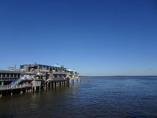 Cedar Key Fishing Pier