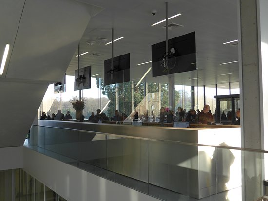 AfricaMuseum : Tervuren, Royal Museum for Central Africa, ticket office