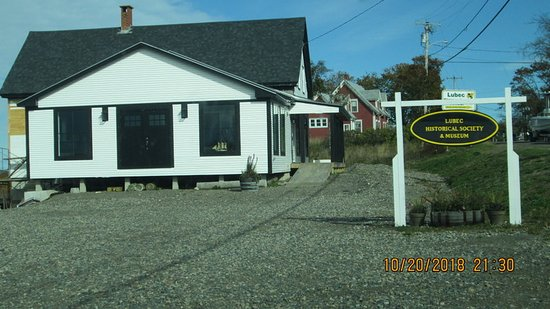 Lubec Historical Society & Museum