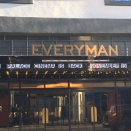 Everyman Crystal Palace