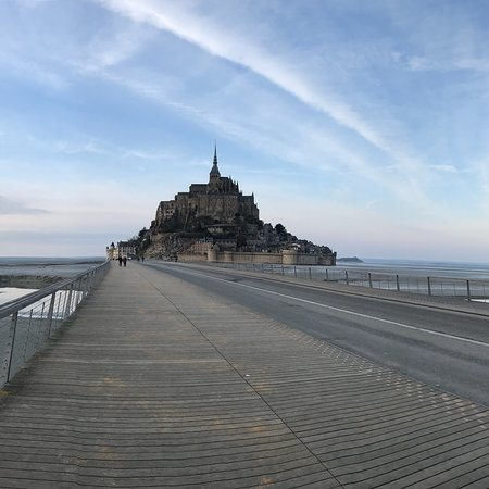 Mont-St-Michel, Frankreich: Mont Saint Michel Tourist Information Center