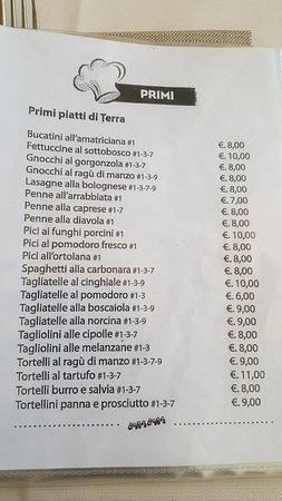 Prezzi - Foto di Ristorante Pizzeria Bora Bora, Grosseto - TripAdvisor