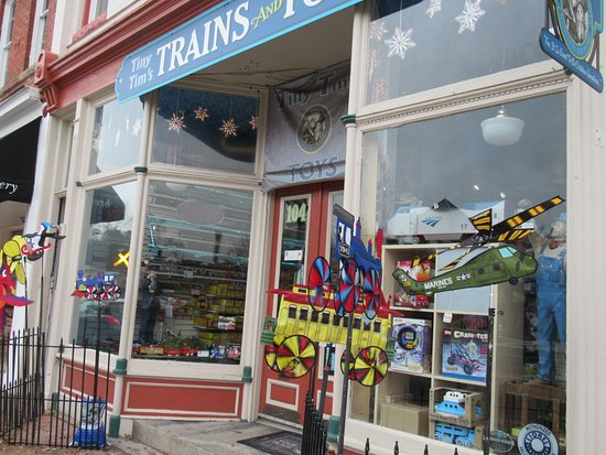 Tiny Tim's Trains & Toys