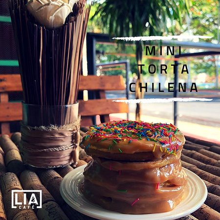 Mini Torta Chilena 😍