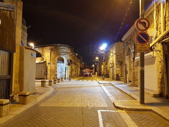 Greek Market Jaffa
