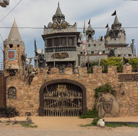 Castelo da Barra do Jucu: Alguns detalhes.