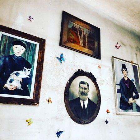 Todas las habitaciones estan decoradas diferentes. All rooms are decorated differently.