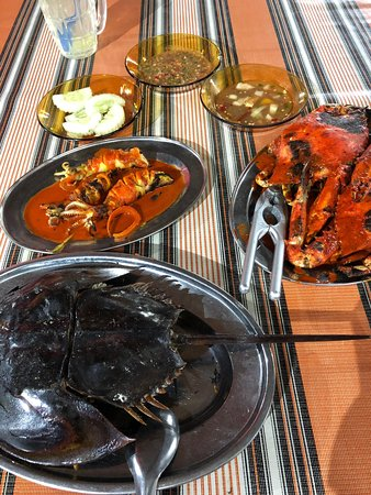 Seafood Heaven At Kuala Perlis Review Of Mona Ikan Bakar