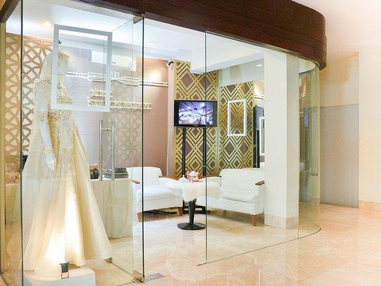 Hotel Savoy Homann: Wedding Counter