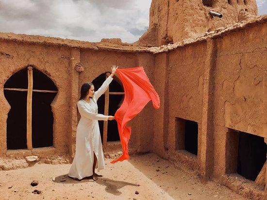 Ait Ben Haddou, Marokkó: фотосессия фотографа Мари Баркова во время тура по Марокко с нашей компанией I Tours Morocco