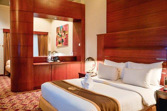 Hotel Savoy Homann: Executive Double Bed Garden Wing