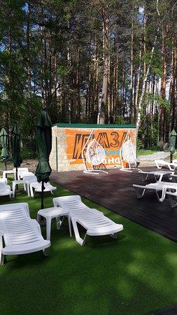 "Экотрактир на базе отдыха ""Мана"" – Mana, Divnogorsk fényképe - Tripadvisor"