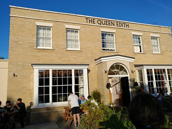 queen edith pub  cambridge
