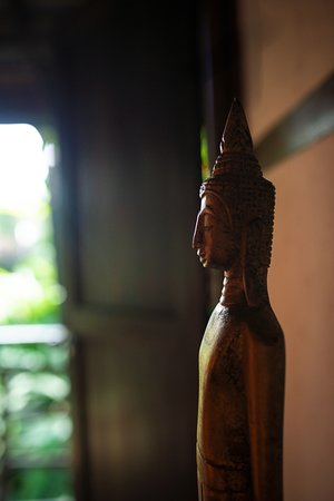 Muang La Lodge: Garden view