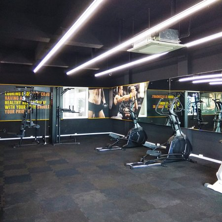 Wing Fitness Center