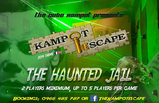 The Kampot Escape