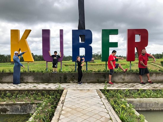 Kuber Bali - Jungle Club and Adventure: KUBER - Professional Company - Very High standard - Well Organized - Above and beyond expectation. Great Family Adventure. Keep it Up guys