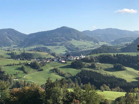 """August 2017 """"Die Kirche von Maria Neustift"""" Oberösterreich"""