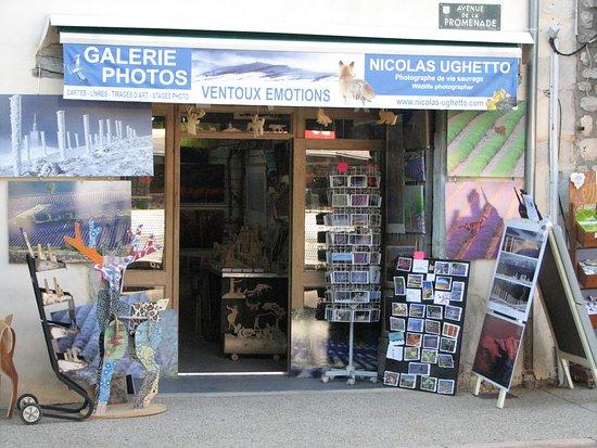 La Galerie du Ventoux