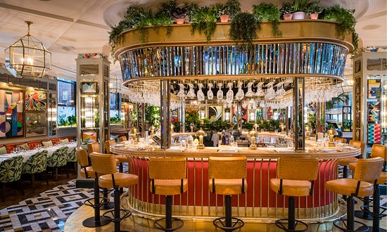 The Ivy Spinningfields Manchester Menu Prices Restaurant Reviews Reservations Tripadvisor