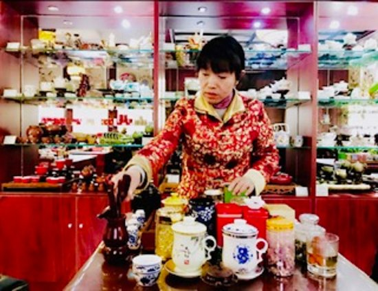 The interesting and delicious Tea Ceremony