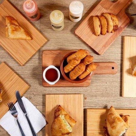 Enjoy our delicious homemade Venezuelan Original Empanadas, we promise you, you won't regret it!.