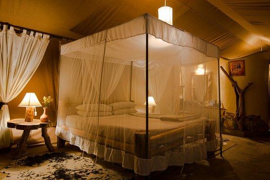 Kibo Safari Camp: Double bed