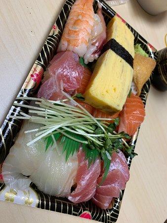 Sushi Jitneun Ajeossi