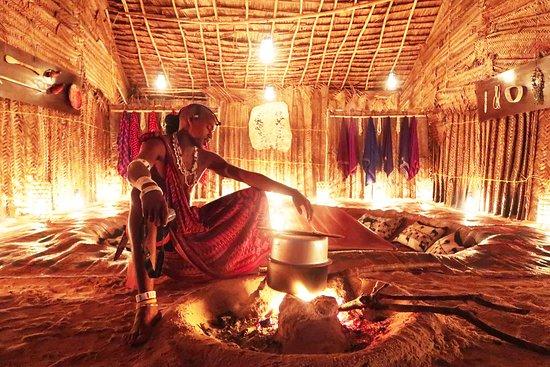 The Maasai Dinner