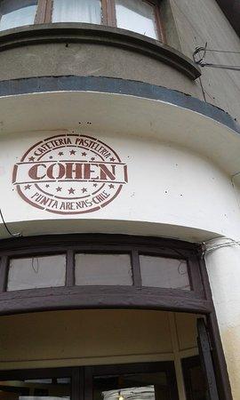 Cohen: Fachada