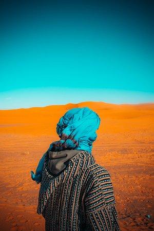 Trips Around Morocco: Merzouga, llegando al campamento