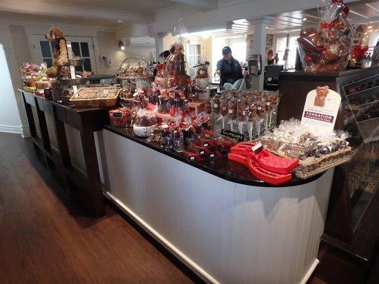 Sainte-Petronille, Canada: La boutique