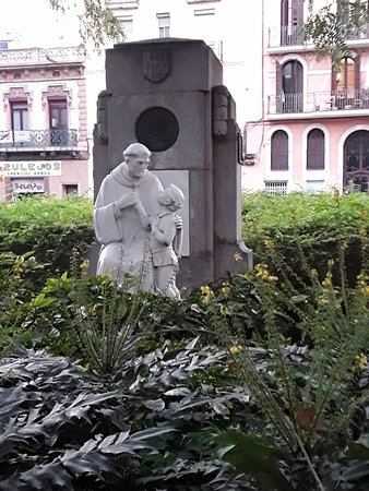 Monumento a Juan Pablo Bonet y Fray Pedro Ponce de Leon