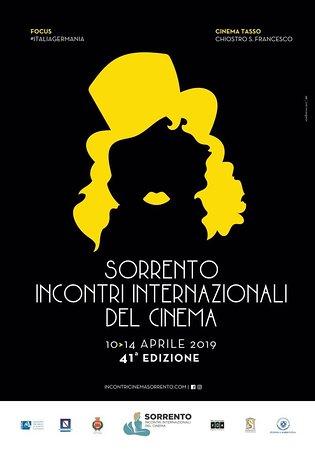41* edizione Incontri internazionali del cinema dal 10 al 14 Apreile