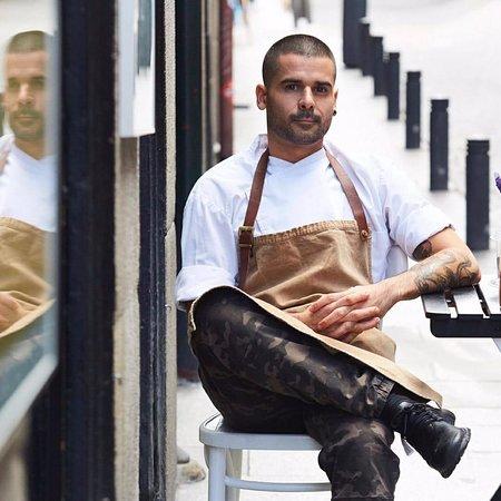 Laveronica : Sergio Garcia. Nuestro Chef!