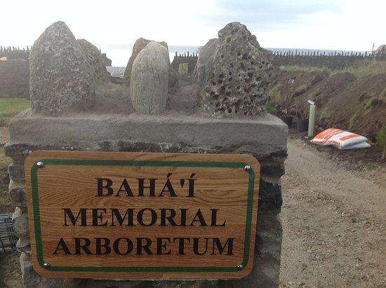 Baha'i Memorial Arboretum
