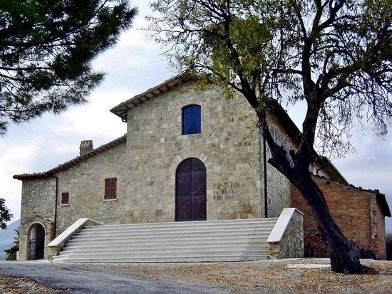 Civitella del Tronto, إيطاليا: Vista frontale
