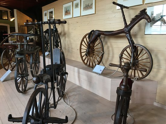 Velorama National Bicycle Museum