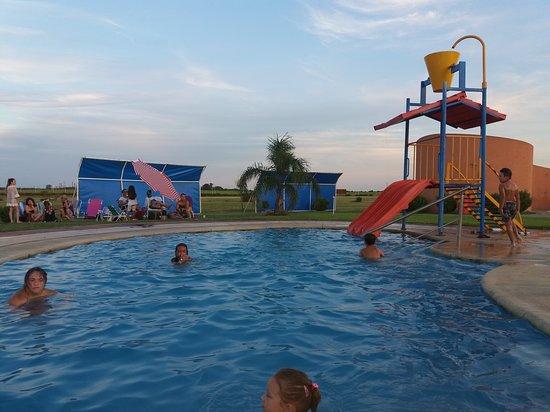 Basavilbaso, Argentina: Piscina de niños
