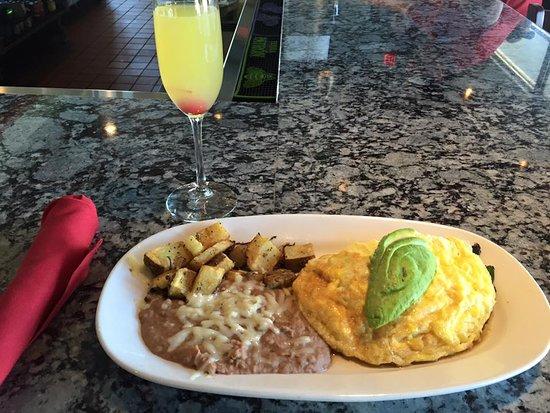 Mi Camino Restaurante: L.A. Omelet 