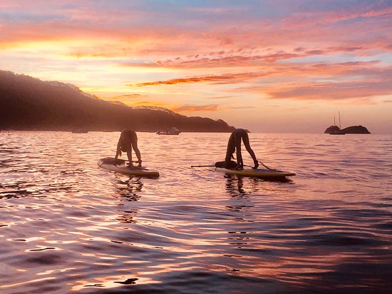 Costa Rica Sup & Yoga