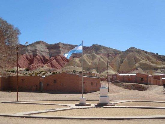 Province of Jujuy, Argentinien: Pueblo de colores de la Puna Jujeña...!!!