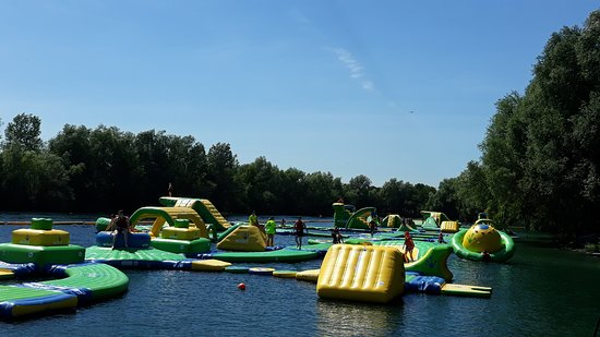 Liquid Leisure Aqua Park Surrey