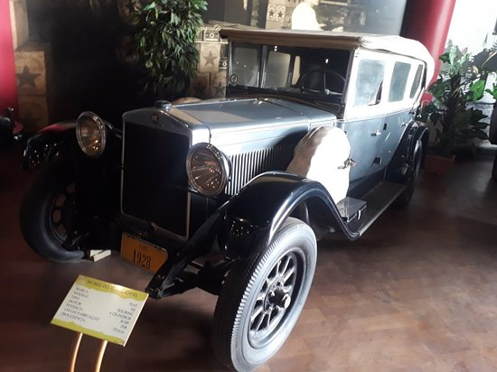 The Automobile Museum : Museu do Automóvel