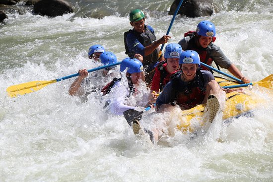 Arenal Rafting Company, World Class Rafting!!